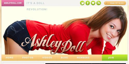 ashley doll