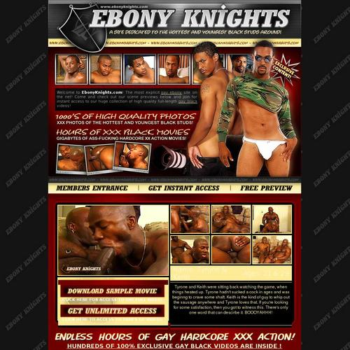 ebony knights