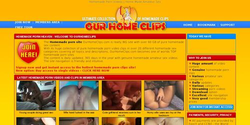 our home clips