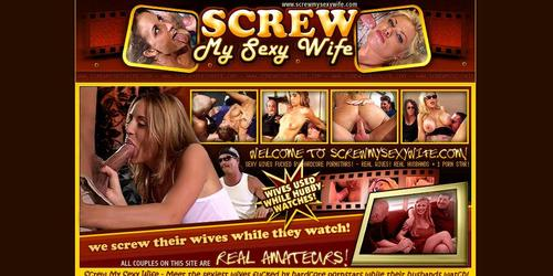 screw my sexy wife