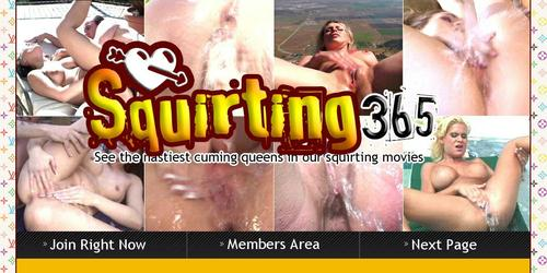 squirting 365