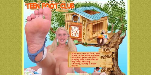 teenfoot club
